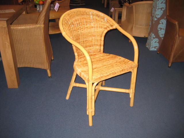 Rotan terrasstoel Sasja prachtige rotan stoel. Super prijs voor deze ...